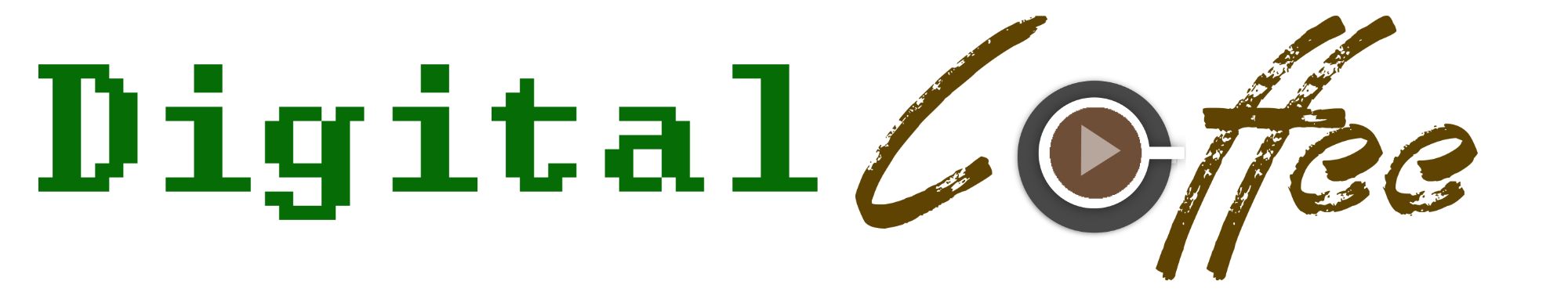 Digital Coffee Logo