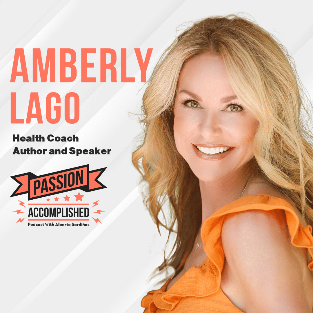 The grit to survive and thrive with Amberly Lago