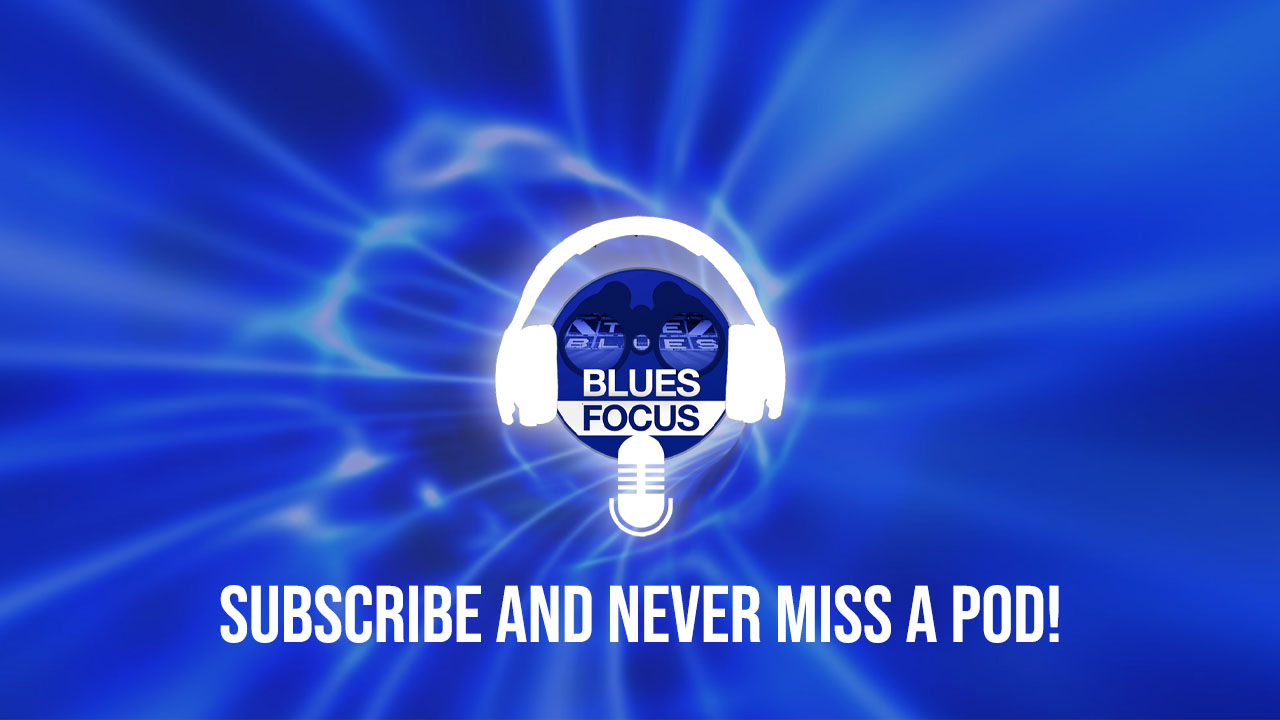 Blues Focus Podcast Newsletter Signup