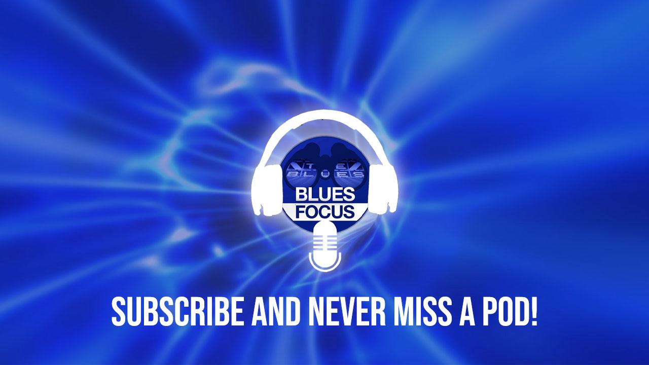 Blues Focus Podcast Newsletter Signup