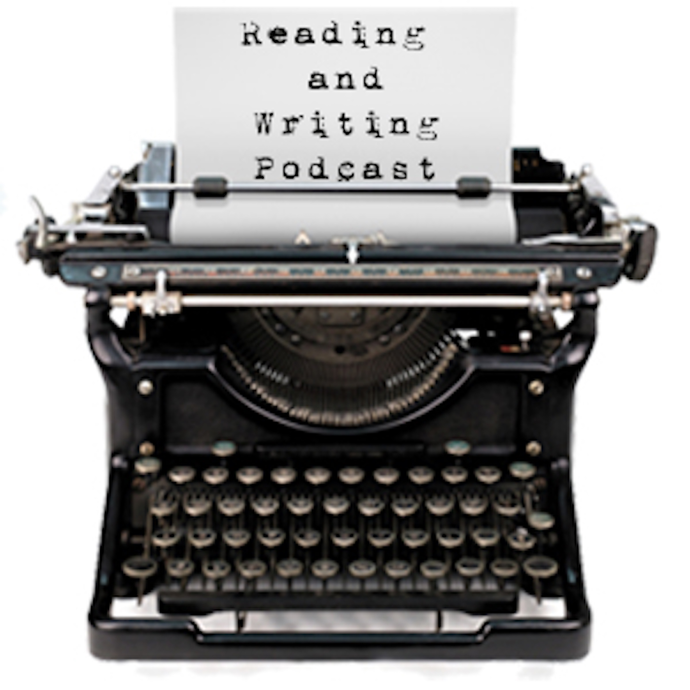 Reading And Writing Podcast Newsletter Signup