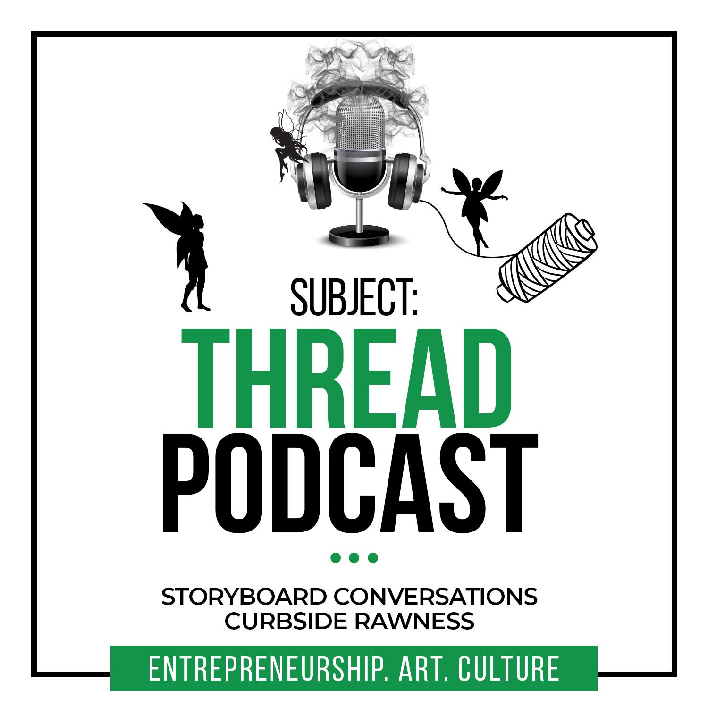 Subject Thread Podcast Logo