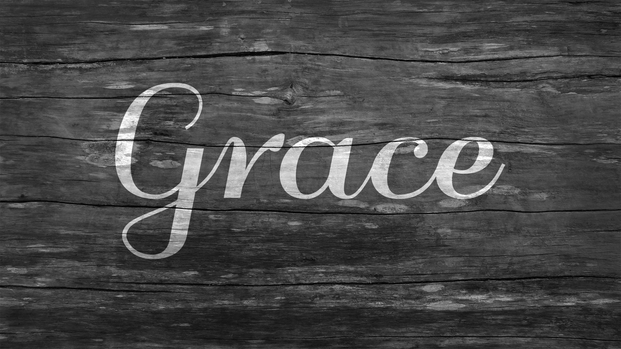 What Grace Teaches Us