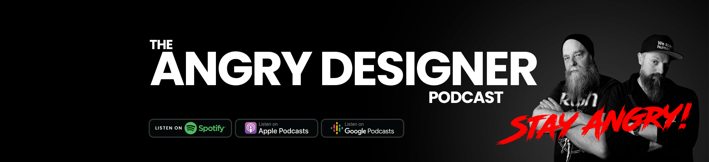 The Angry Designer