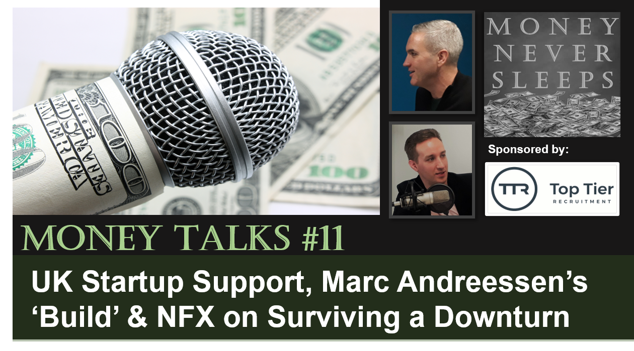 Money Talks #11: Startup Support, Marc Andreessen's Build & Survival from NFX Image