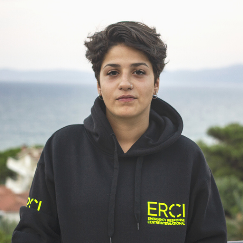 Sarah Mardini — 25 Years In Prison For Helping Refugees?