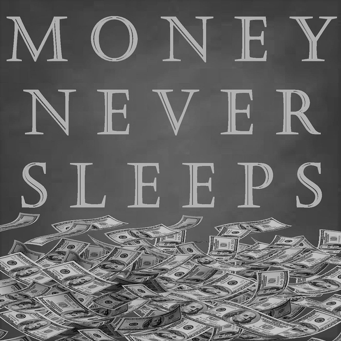 Money Never Sleeps Logo