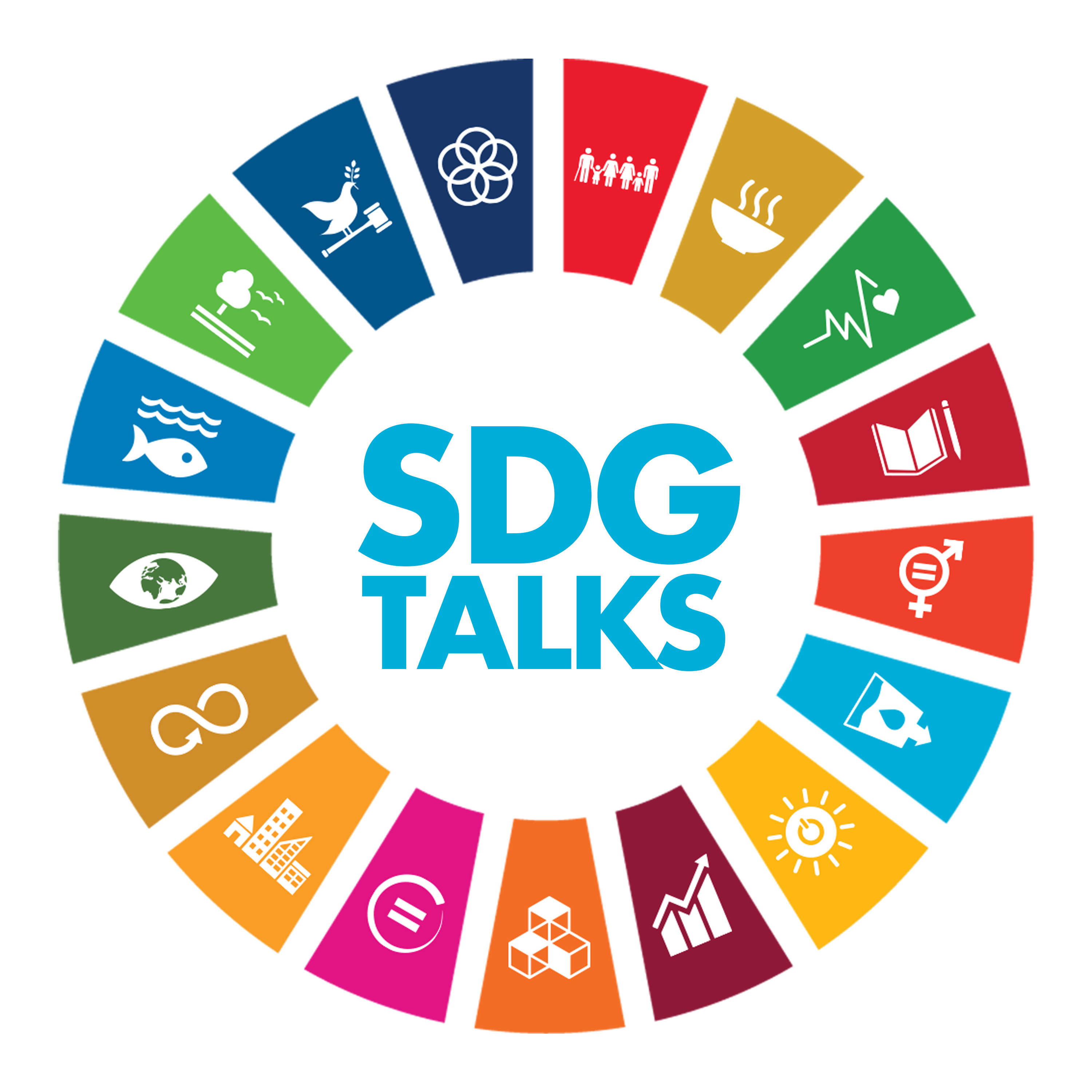 SDG Talks Podcast Newsletter Signup