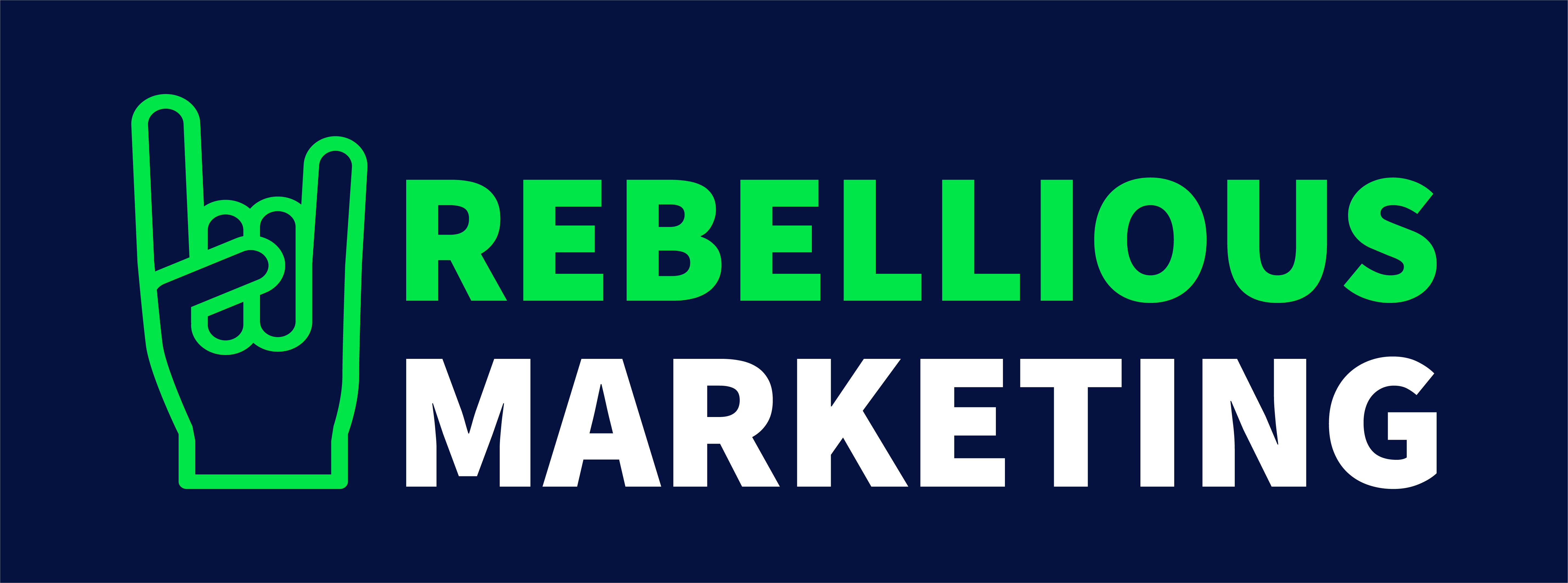 Rebellious Marketing Logo