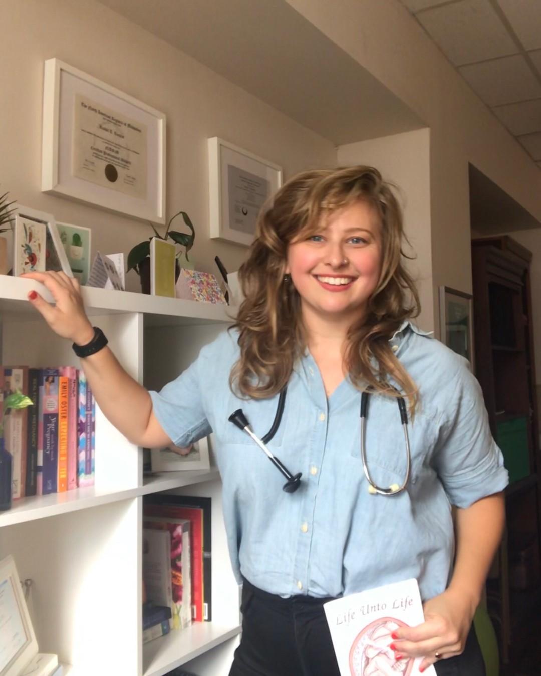 Refuge Midwifery Interview