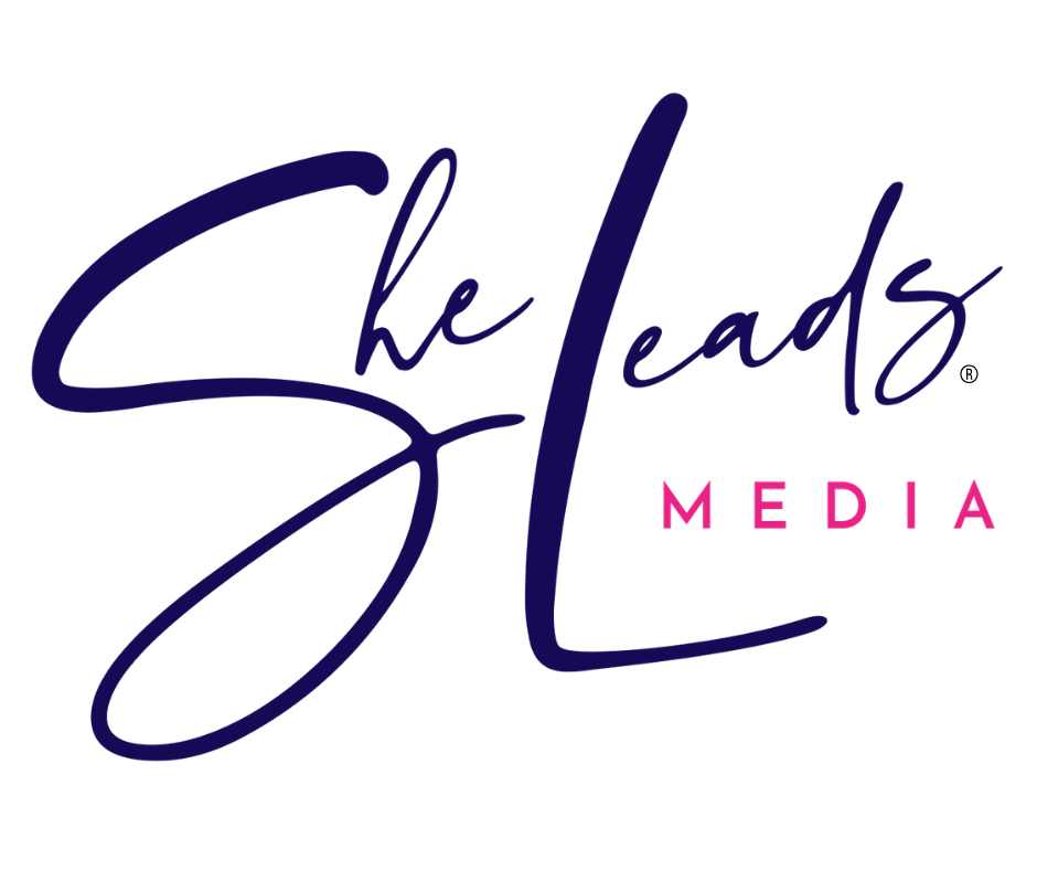 She Leads Podcast Network Logo