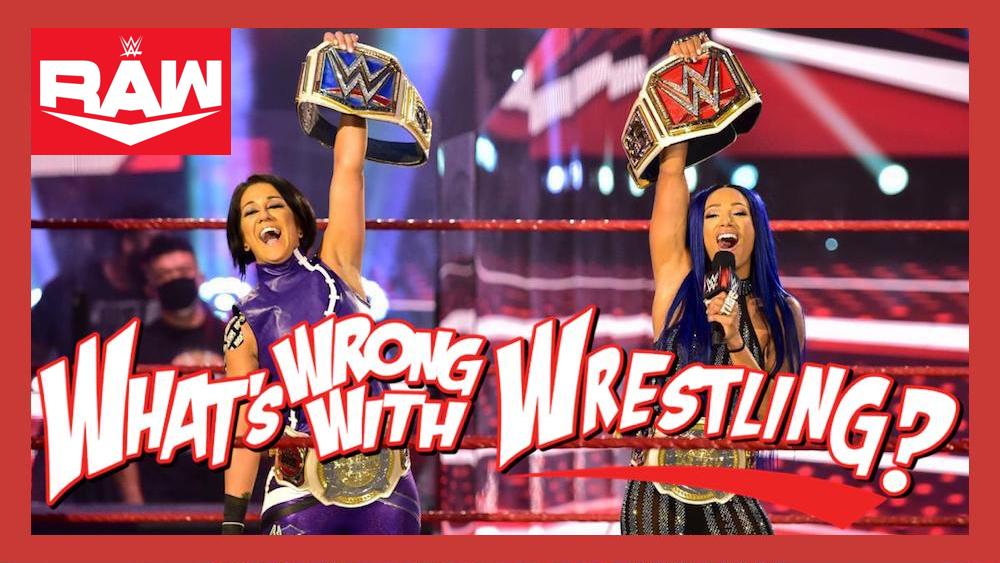 TWO BELTS BANKS - WWE Raw 7/20/20 & SmackDown 7/17/20 Recap