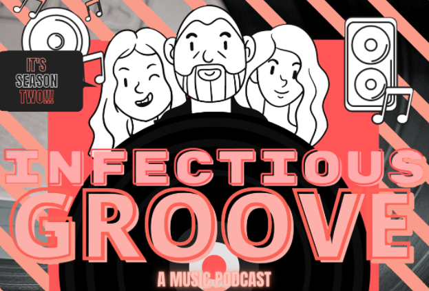 Infectious Groove Podcast Logo