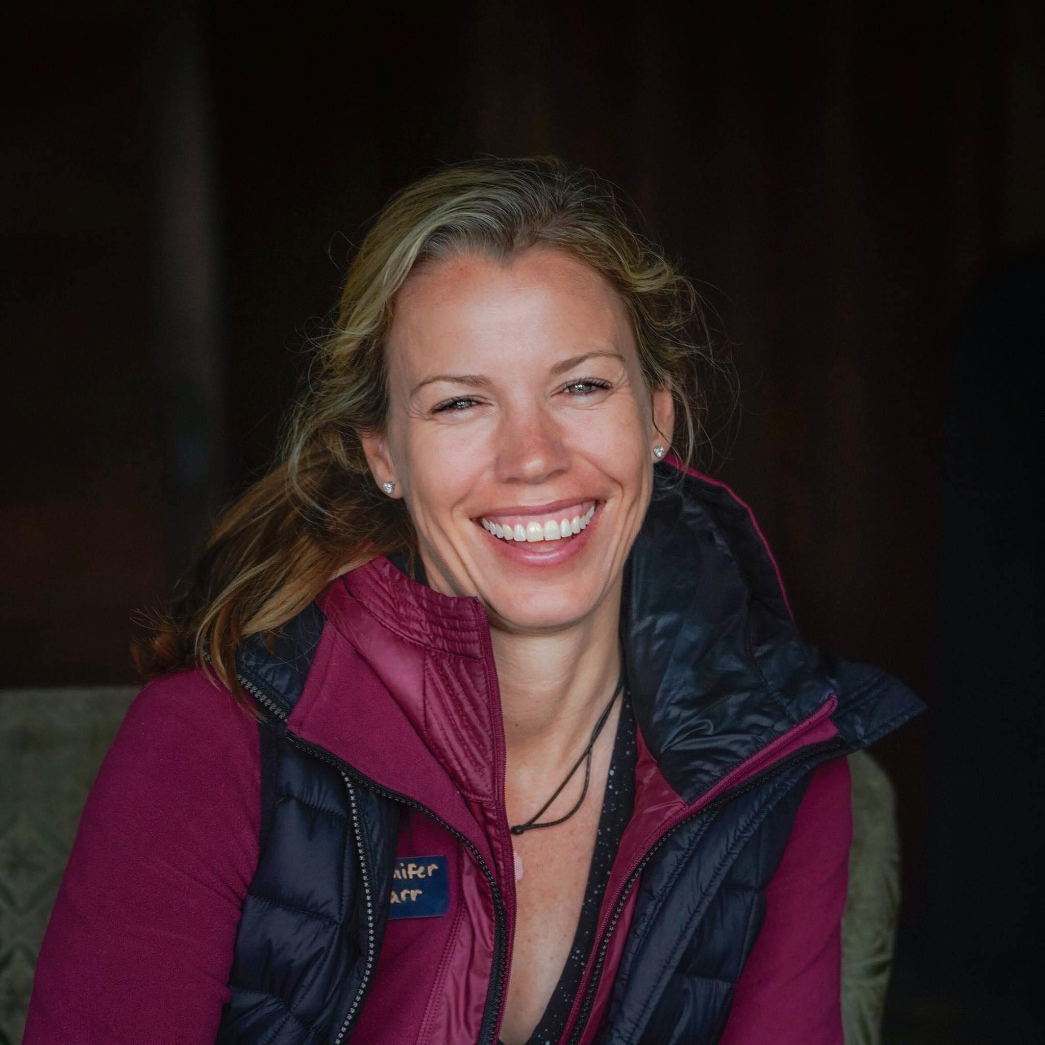 Landscape photographer and educator Jennifer Carr