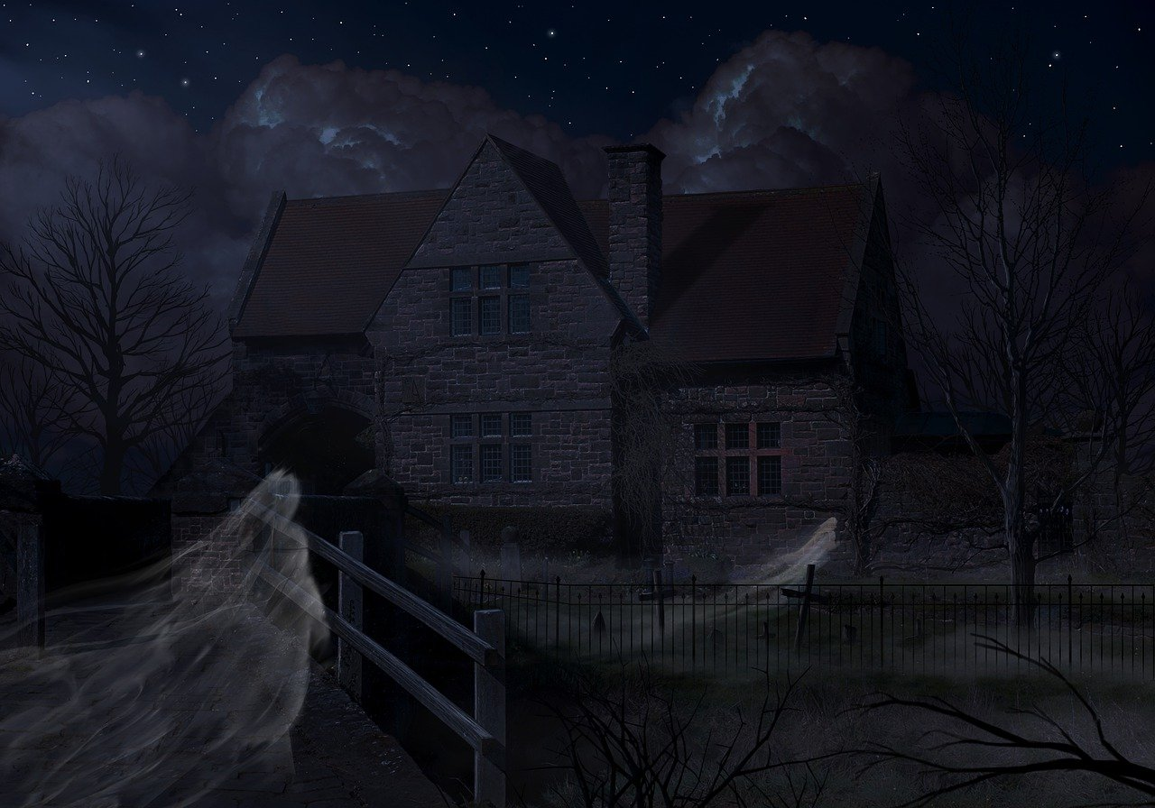 The Dangers of Ghost Hunting