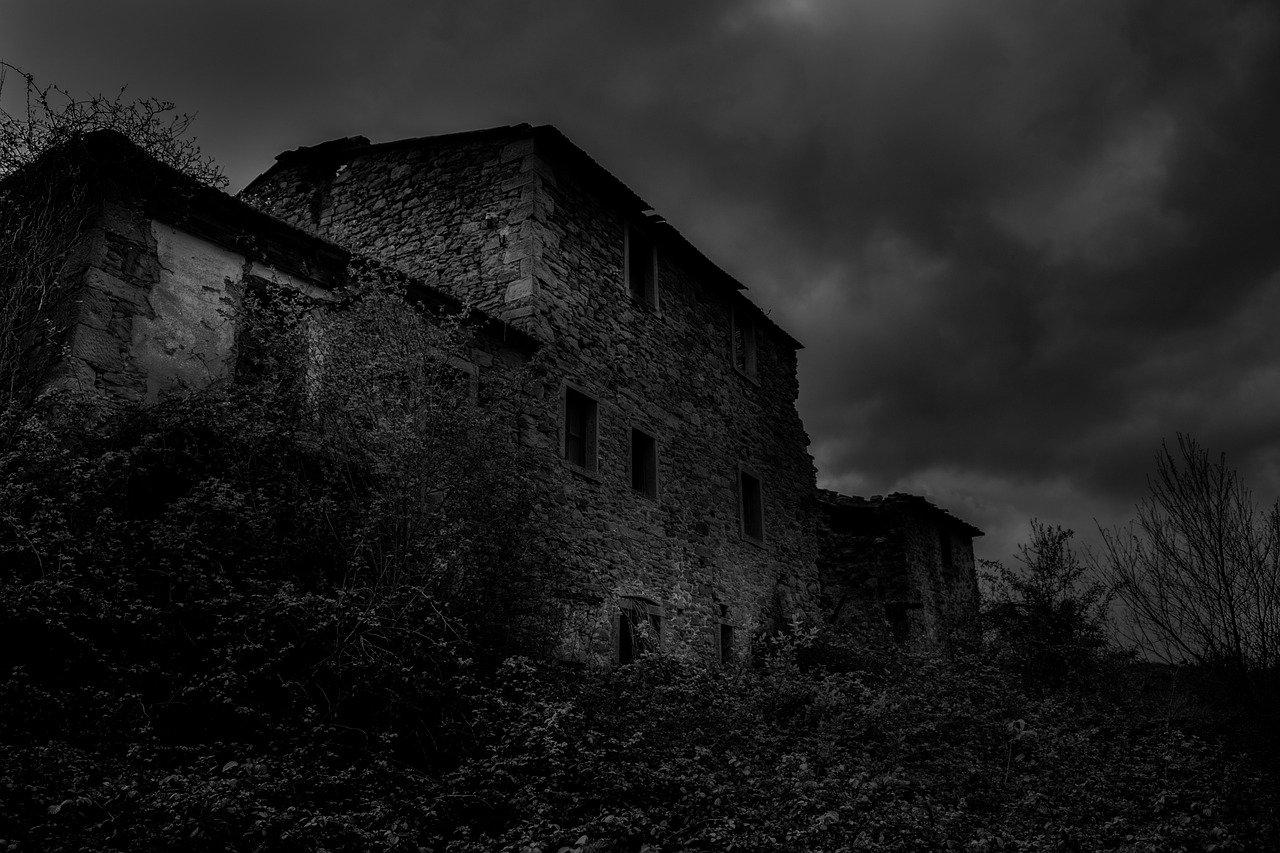 Supernatural Places