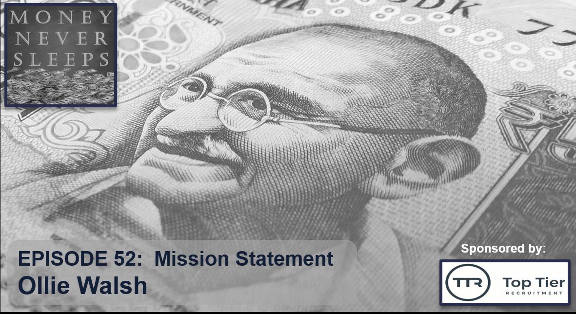 052: Mission Statement
