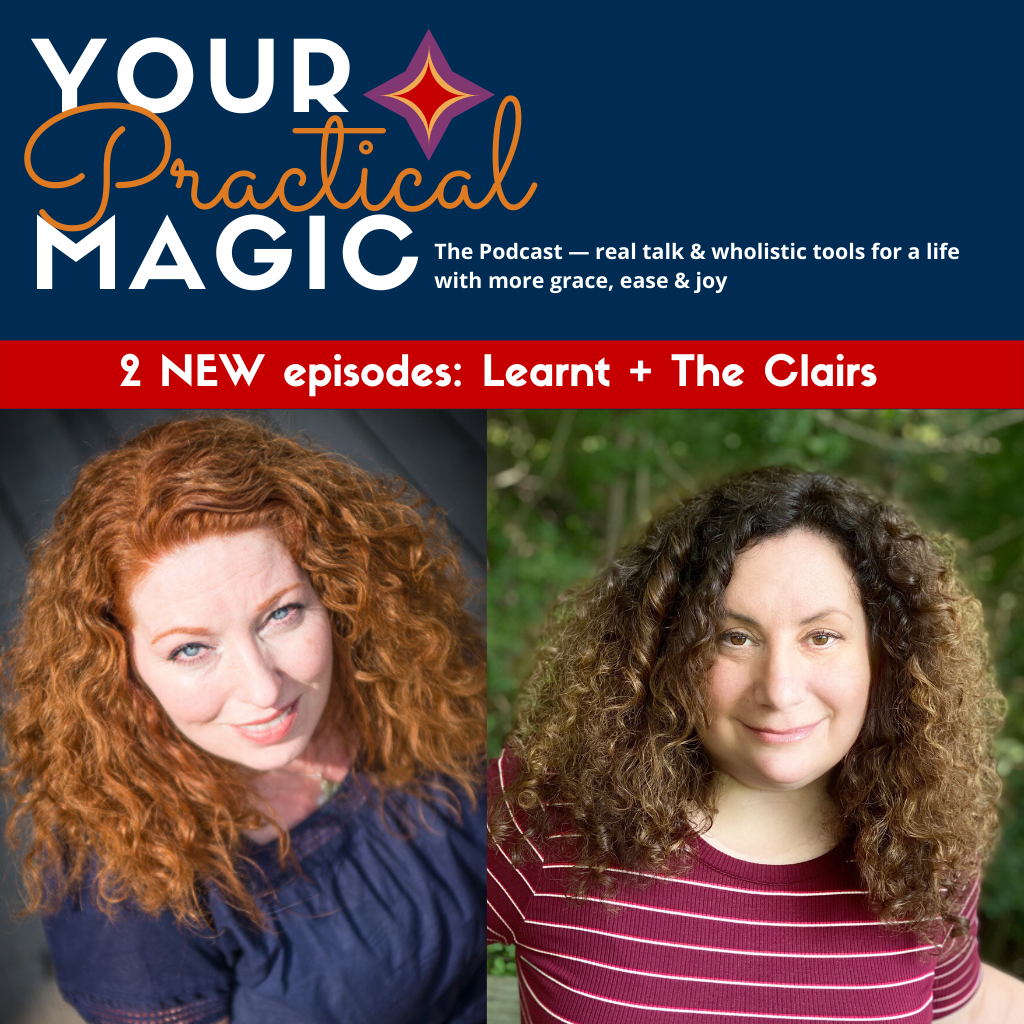 Your Practical Magic Will Lead the Way