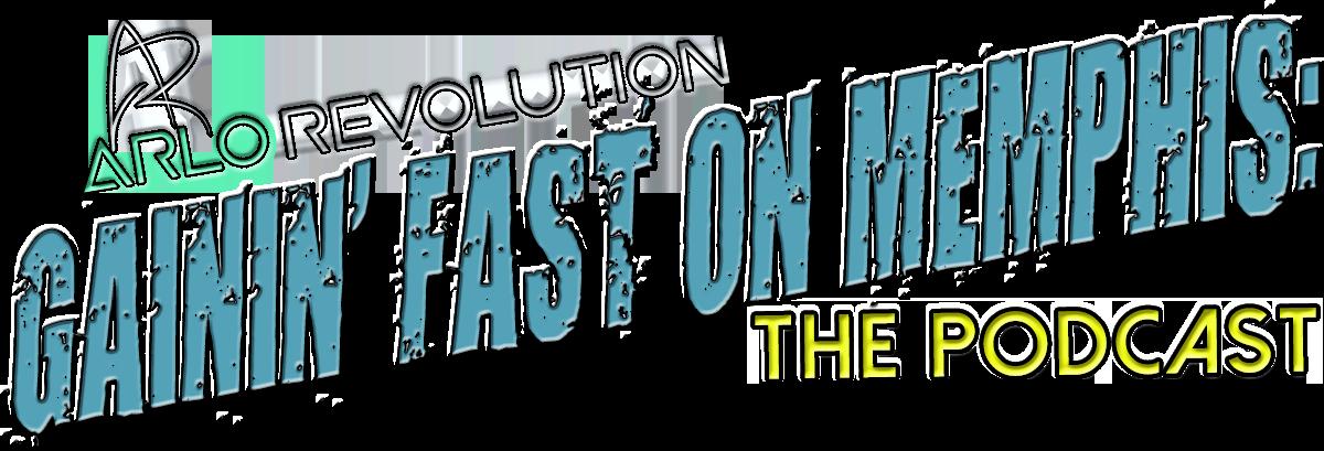 Gainin' Fast On Memphis: The Podcast Logo