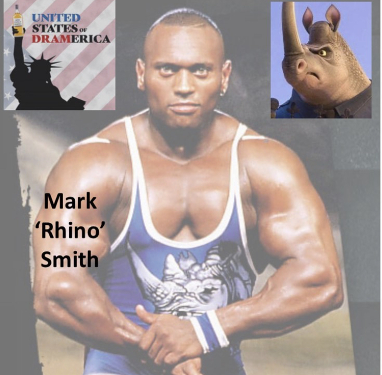 Episode 32 - Rhino, Gladiator