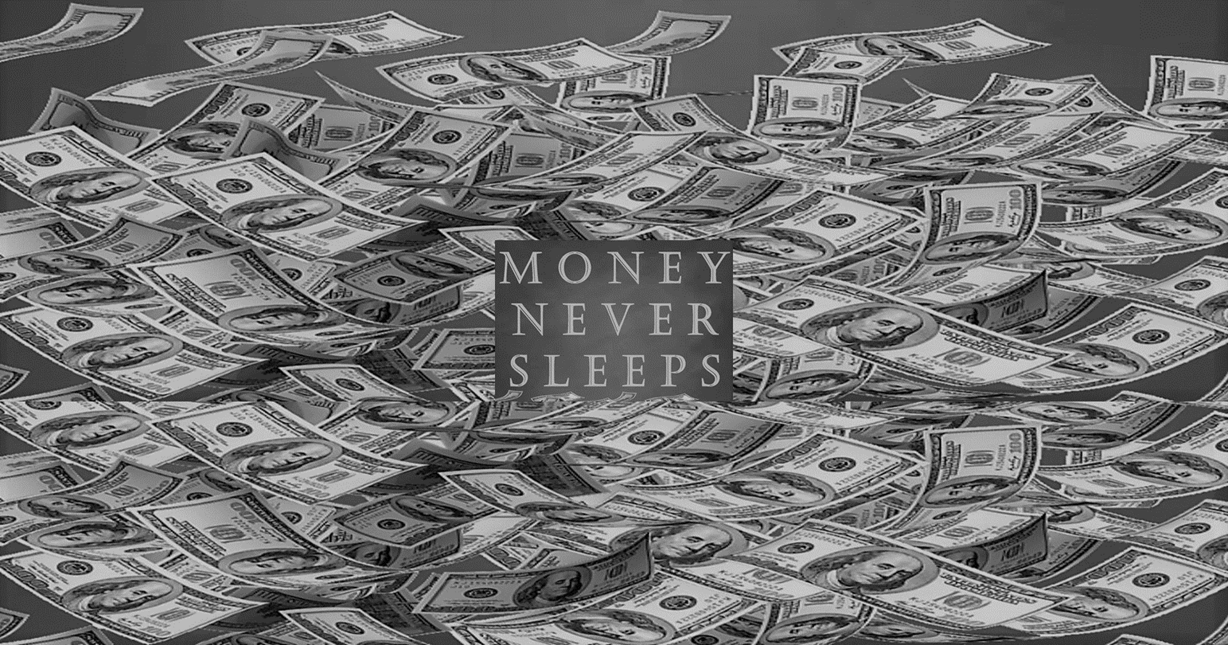 Money Never Sleeps Newsletter Signup