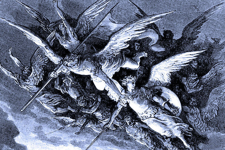 Enoch & the Watchers: The Real Story of Angels & Demons