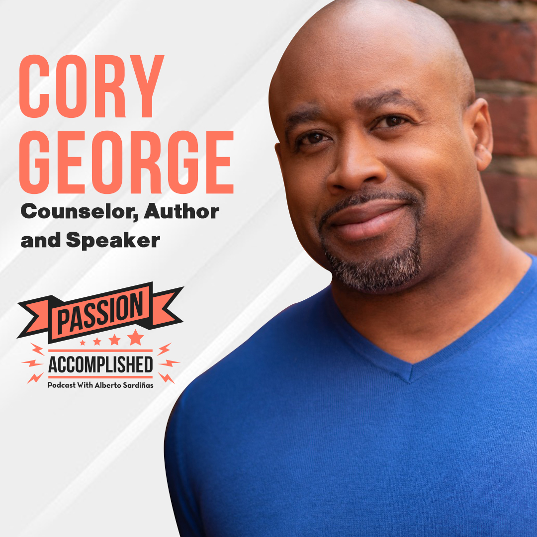 A survivor helping others survive with Cory George