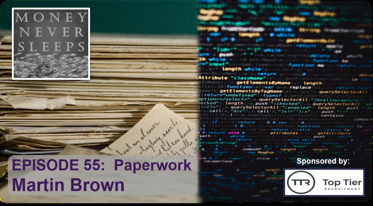 055: Paperwork