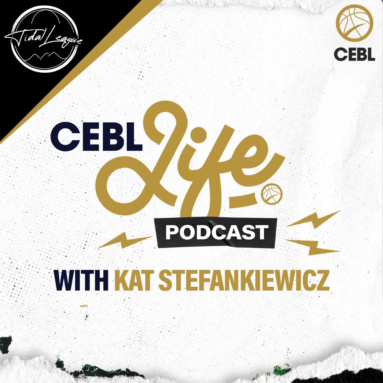 CEBL Life Podcast Newsletter Signup