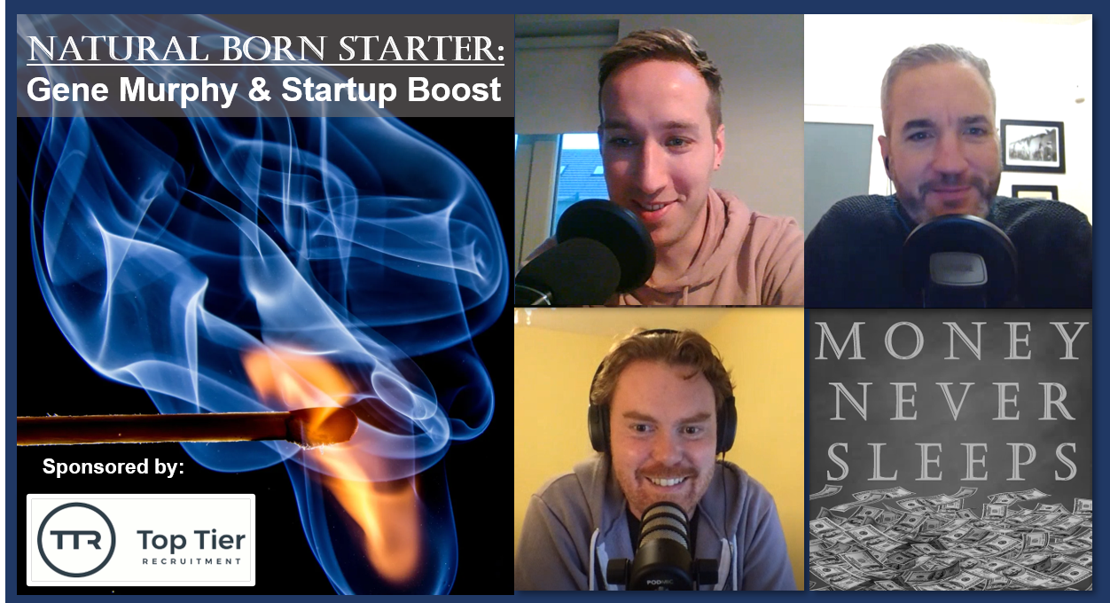 Natural Born Starter: Gene Murphy and Startup Boost Image