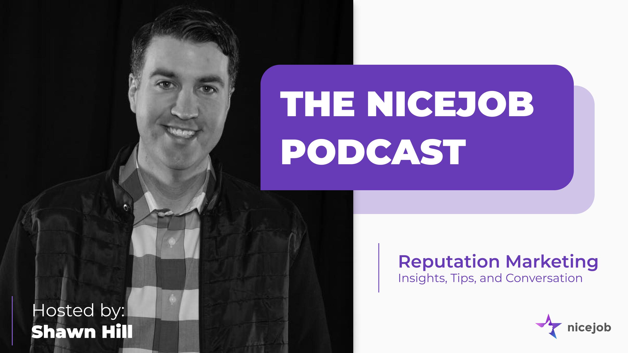 The NiceJob Podcast Logo