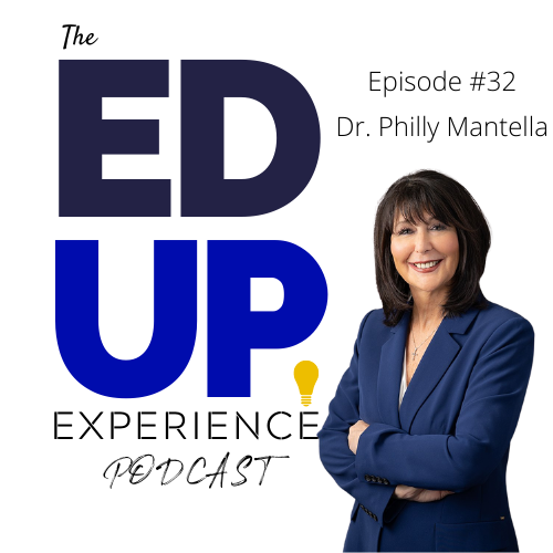 32: Philly Mantella, President, Grand Valley State University