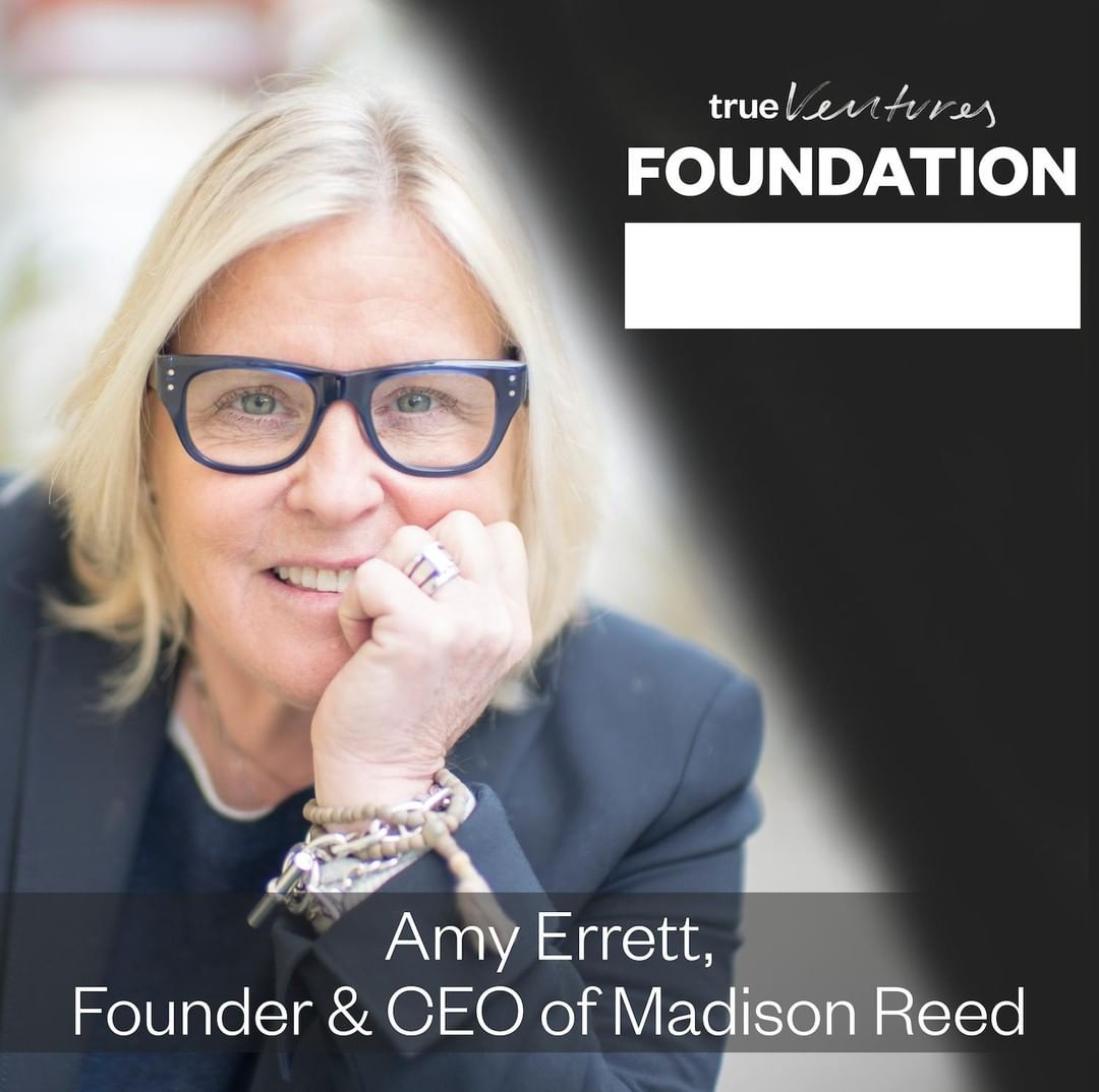Amy Errett, Founder of Madison Reed