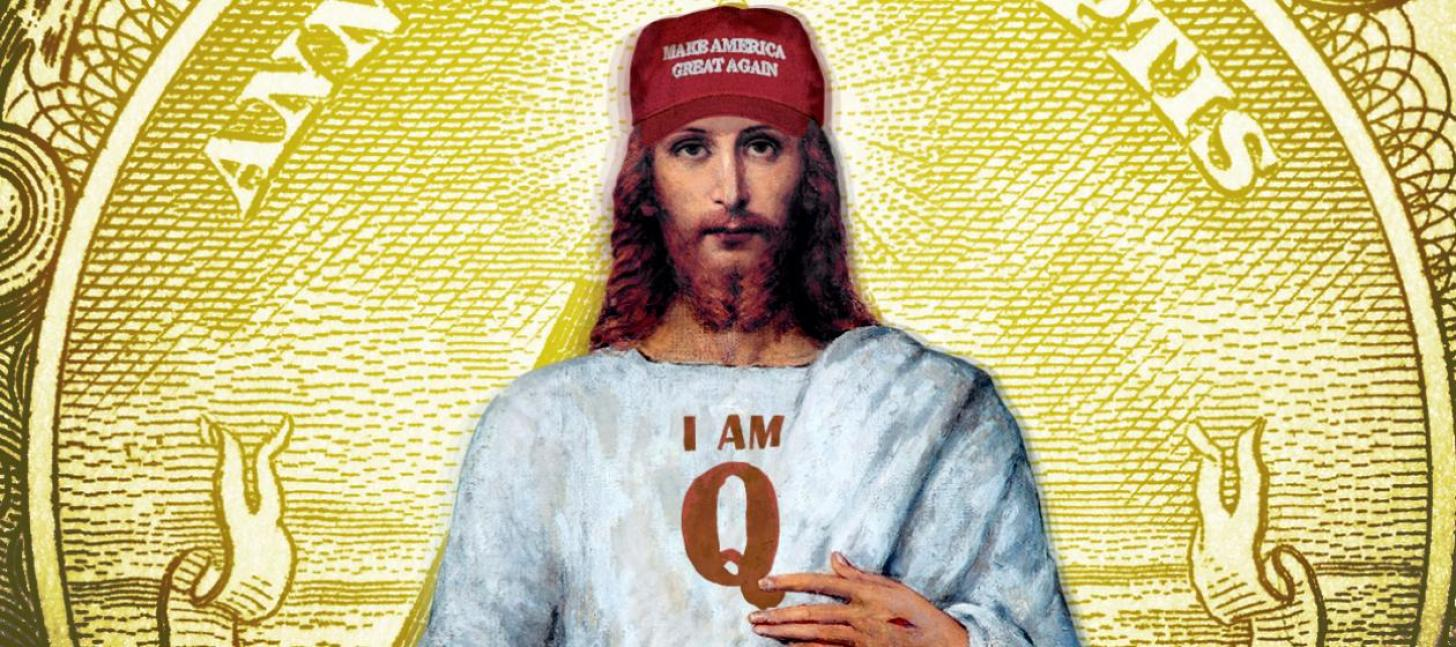 Is QAnon the newest American religion?