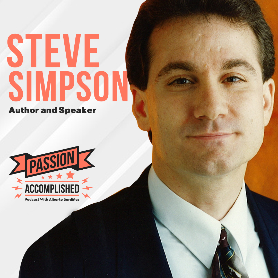 The healing journey after child abuse with Steve Simpson