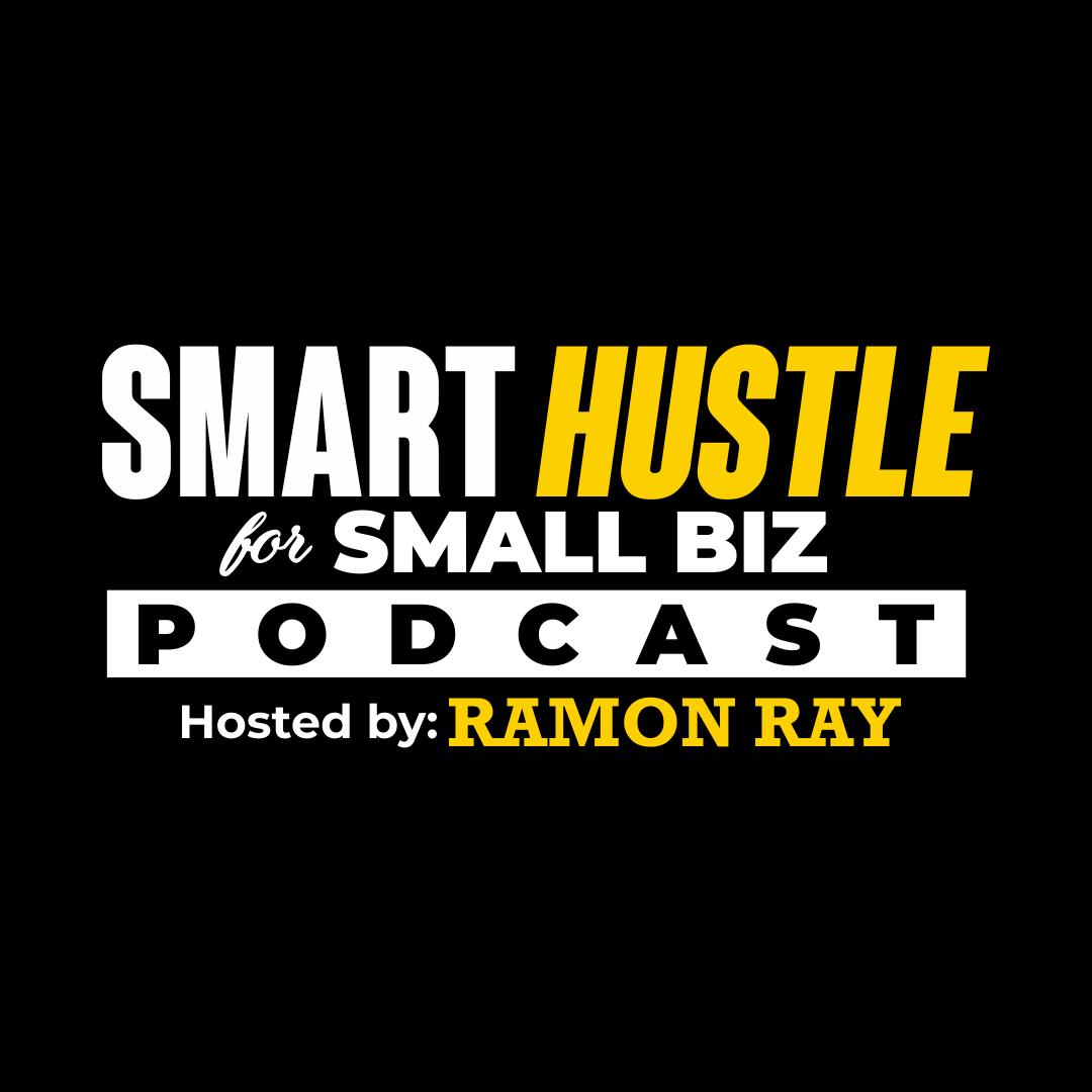 Smart Hustle Podcast Logo
