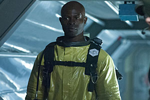 "INTERVIEW: Djimon Hounsou On ""AIR"""