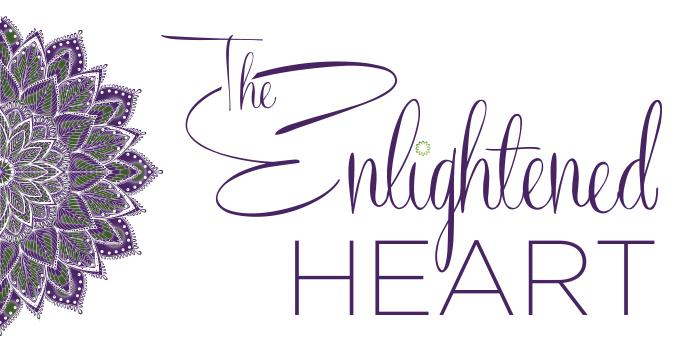 The Enlightened Heart Podcast Logo