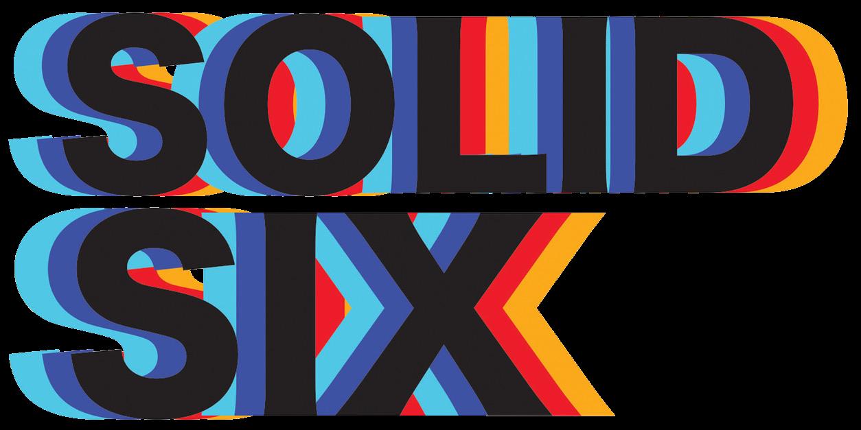 Solid Six Logo