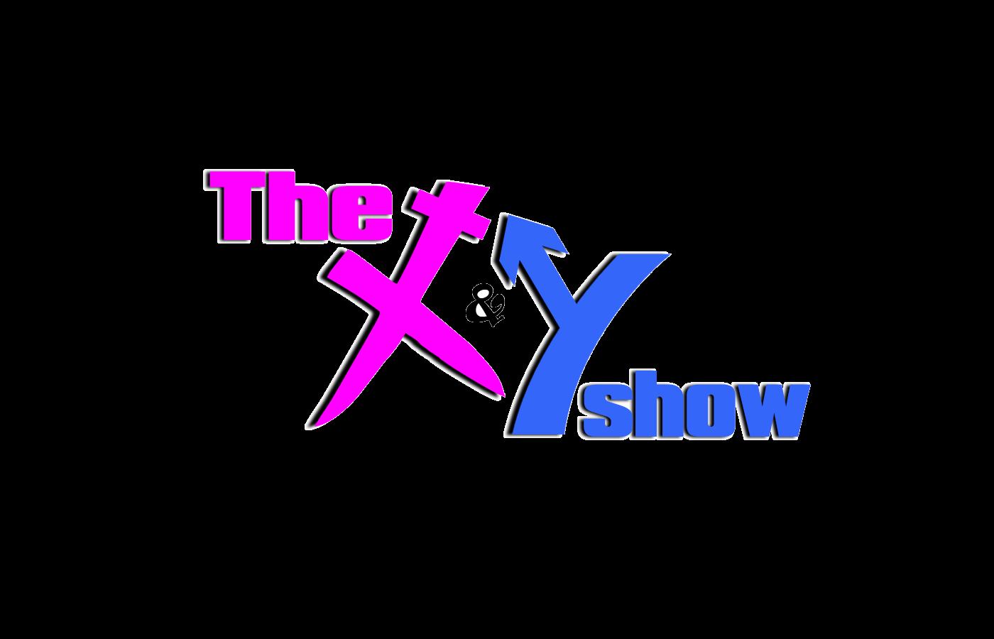 THE X & Y SHOW Logo