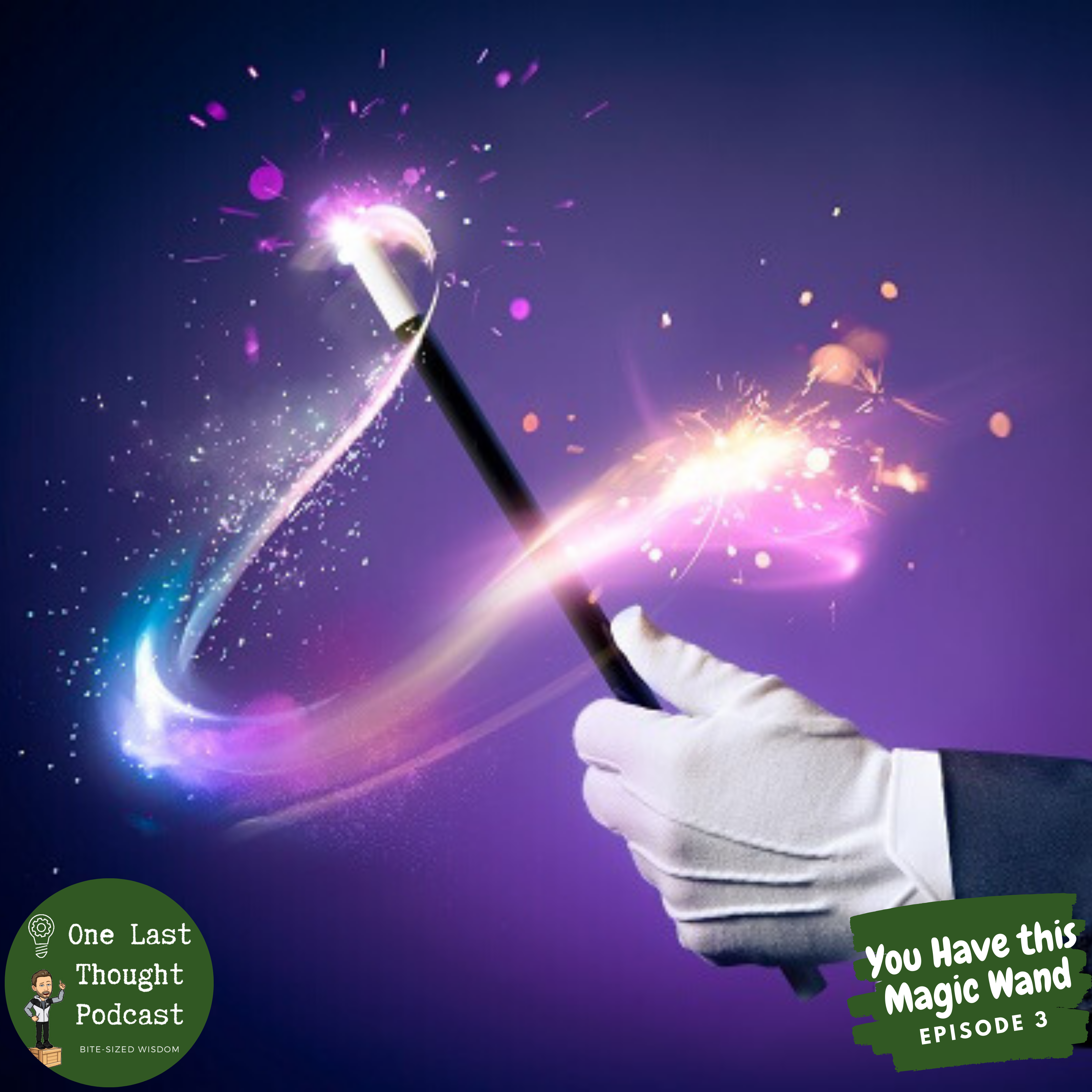 You have this Magic Wand...
