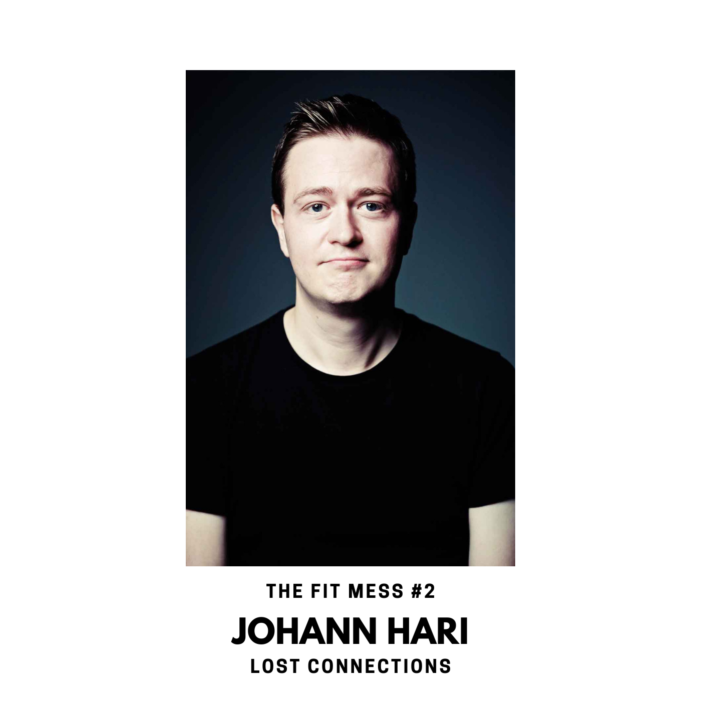 Lost Connections with Johann Hari