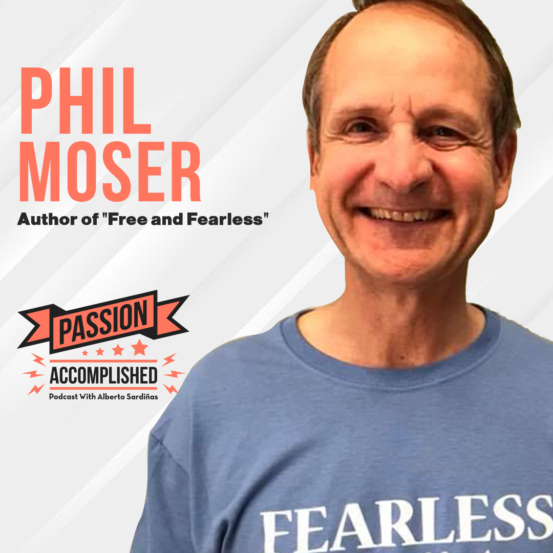A father carrying his daughter's legacy with Phil Moser