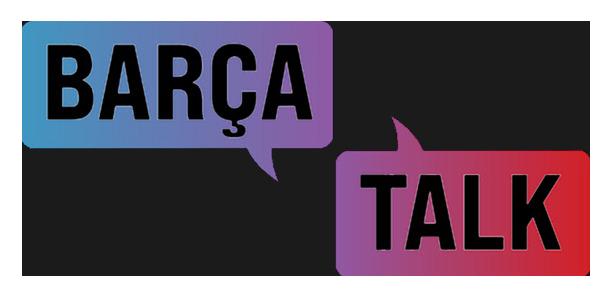 Barca Talk Podcast Logo