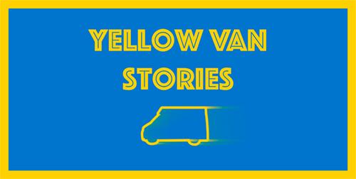 Yellow Van Stories Newsletter Signup