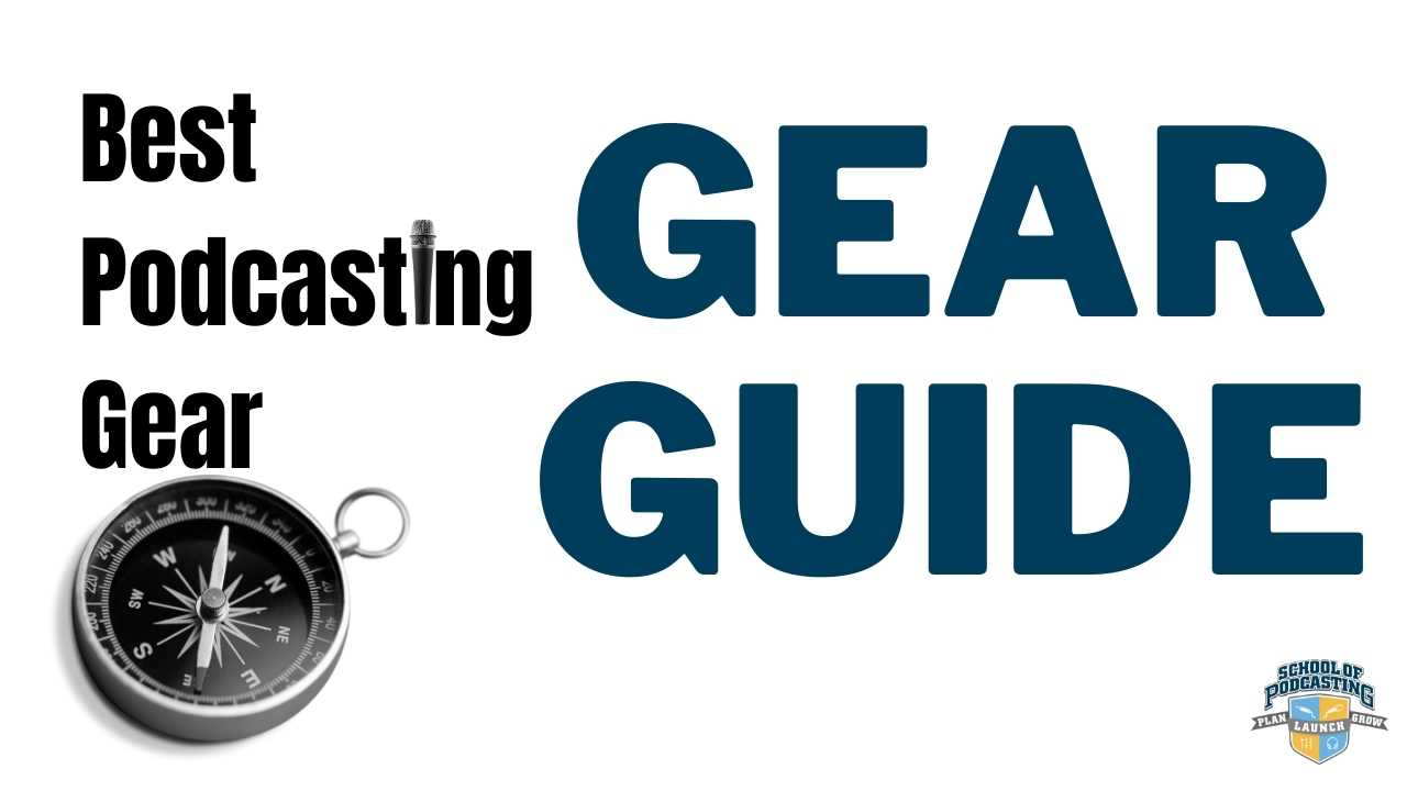 Best Podcasting Gear Newsletter Signup