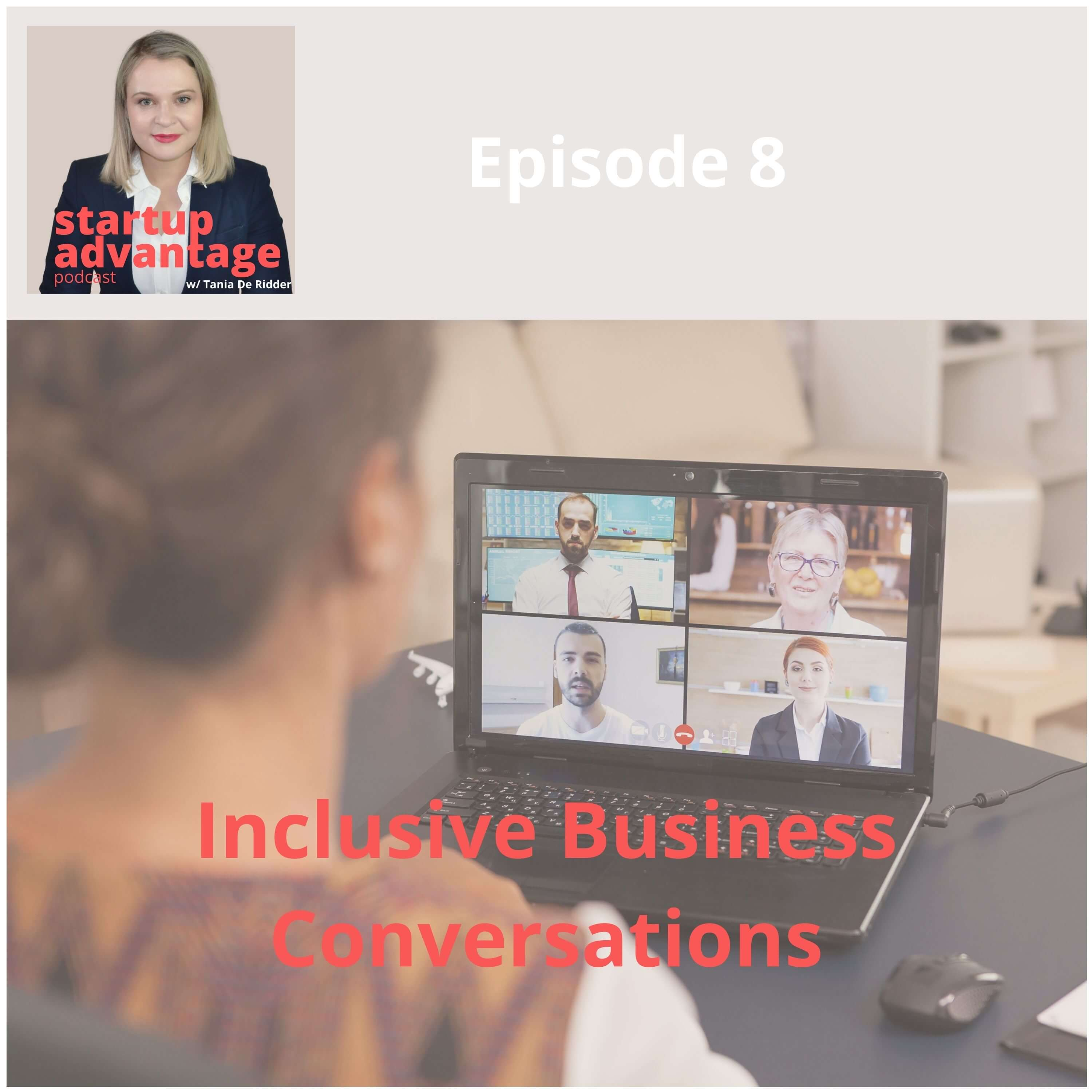 Inclusive Business Conversations: You Can Learn How! (Start for Free Now)