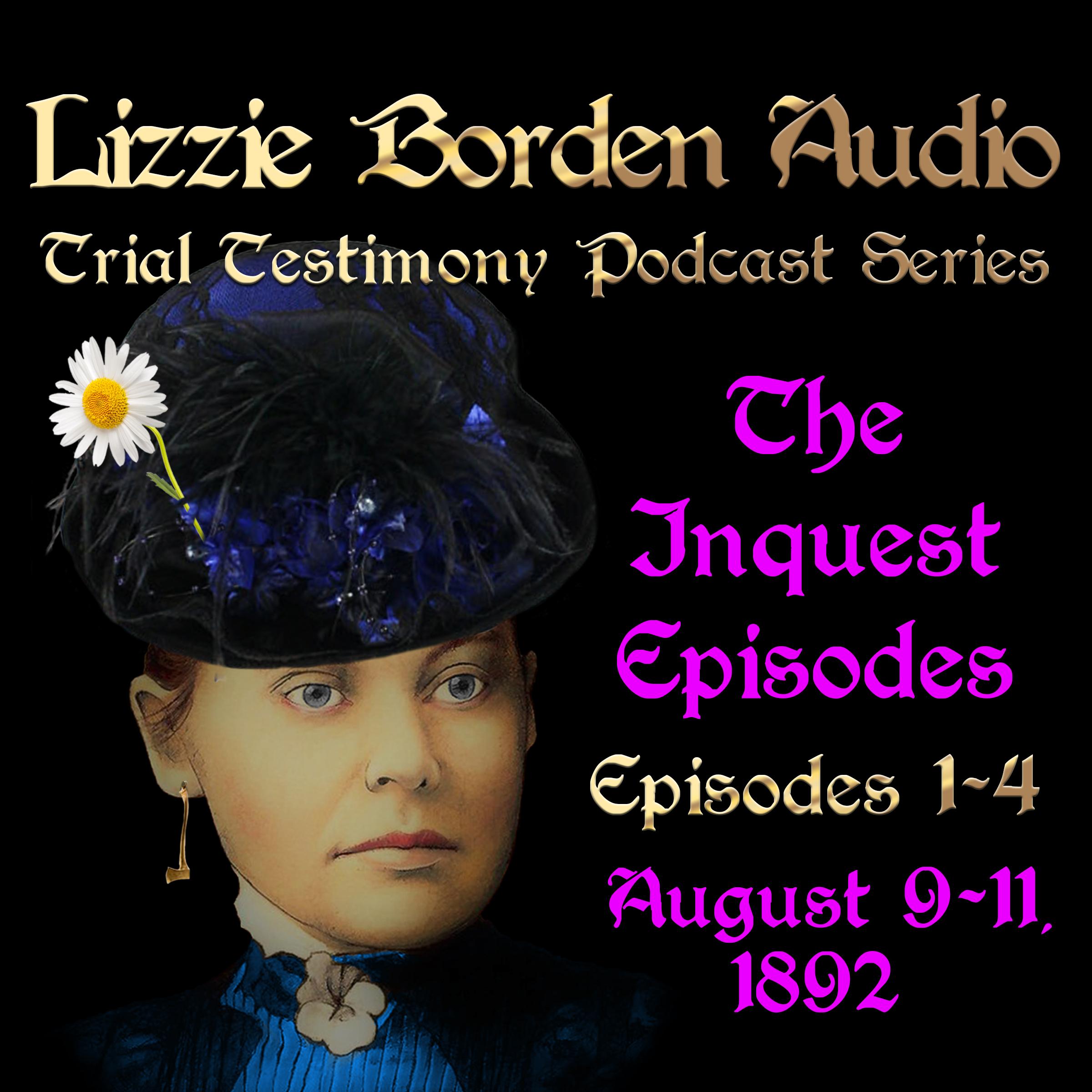 Lizzie Borden Audio