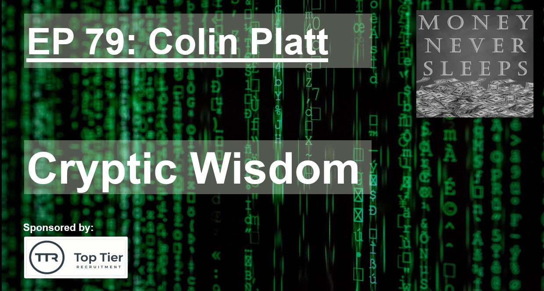 079: Cryptic Wisdom