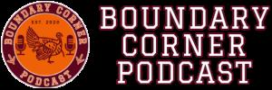 Boundary Corner Podcast Logo